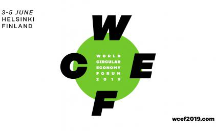World Circular Economy Forum with logo 3 - 5 June 2019
