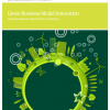 Front page to the report: Green Business Model Innovation from 2012.